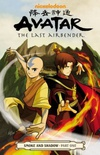 Avatar The Last Airbender - Smoke and Shadow #1
