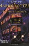 Harry Potter and the Prisoner of Askaban - Illustrated edition