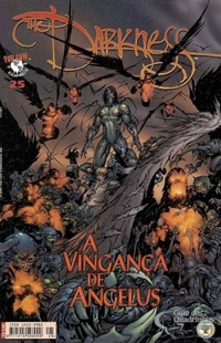 The Darkness & Witchblade #25