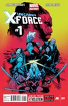 Uncanny X-Force (Marvel NOW!) #1