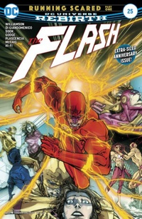 The Flash #25 - DC Universe Rebirth