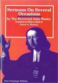 Sermons on Several Occassions by John Wesley
