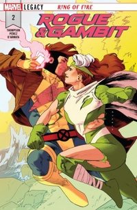 Rogue & Gambit #02- Marvel Legacy (volume 1)