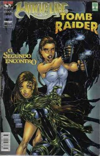 Witchblade/Tomb Raider
