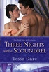 Three Nights with a Scoundrel (The Stud Club Trilogy Book 3) (English Edition)