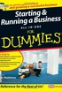 Starting and Running a Business All-in-One For Dummies®