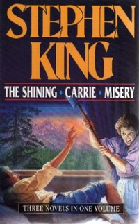 The Shining · Carrie · Misery
