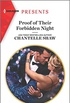 Proof of Their Forbidden Night (Harlequin Presents Book 3795) (English Edition)
