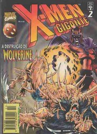 X-Men Gigante nº 2