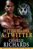 Setting His Owl A-Twitter