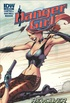 Danger Girl Revolver # 4