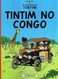 As Aventuras de Tintim: Tintim no Congo