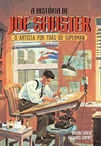 A história de Joe Shuster: O artista por trás do Superman