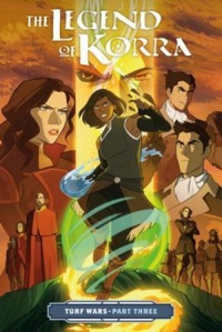 The Legend of Korra: Turf Wars Part Three