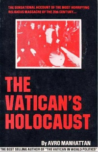 O holocausto do Vaticano
