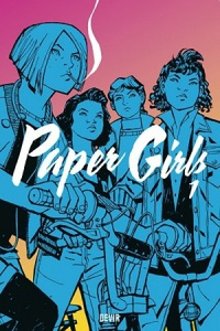 Paper Girls, Brian K. Vaughan