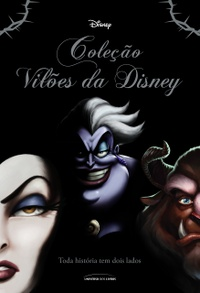 Vilões da Disney - Box