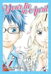 Your Lie in April #01