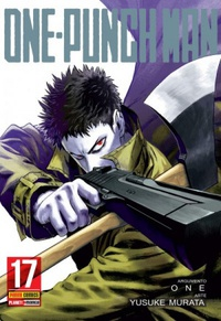 One-Punch Man #17