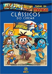Clássicos do Cinema Grandes Aventuras