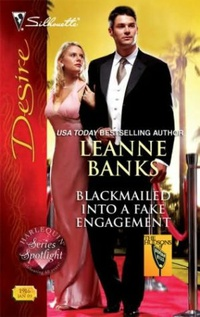 Blackmailed Into A Fake Engagement
