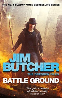Battle Ground: The Dresden Files 17 (English Edition)