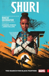 Shuri - Vol.1: The Search for Black Panther