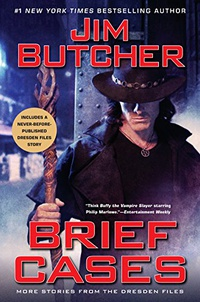 Brief Cases (Dresden Files) (English Edition)