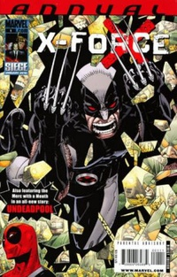 X-Force - Anual #01