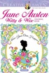 Jane Austen Witty and Wise Coloring Book