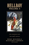 Hellboy - Library Edition - Volume 4