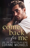 Come Back for Me