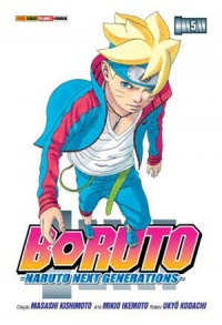 Boruto: Naruto Next Generations #05