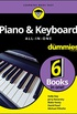 Piano and Keyboard All-in-One For Dummies (For Dummies (Music)) (English Edition)