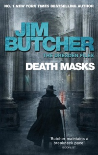 Death Masks: The Dresden Files, Book Five (The Dresden Files series 5) (English Edition)