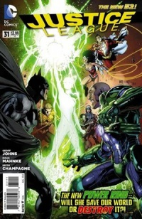 Justice League v2 #31