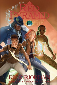 The Red Pyramid: Graphic Novel