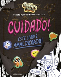 O livro de colorir do Gravity Falls:
