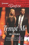 Tempt Me in Vegas: A Sexy Workplace Romance (Harlequin Desire Book 2619) (English Edition)