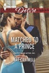 Matched to a Prince (Happily Ever After, Inc. Book 2) (English Edition)