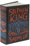 Stephen King Leather Edition