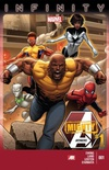Mighty Avengers (Marvel NOW!) #1