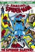 The Amazing spider man #105