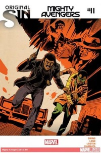 Mighty Avengers #11 (Marvel NOW!)