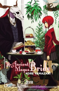 The Ancient Magus Bride #01