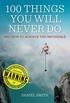 100 Things You Will Never Do: And How to Achieve the Impossible (English Edition)