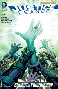 Justice League v2 #33