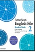 American English File 2. Student Book Pack (+ Access Code Card)