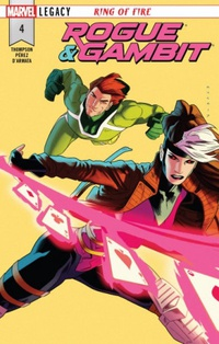 Rogue & Gambit #04- Marvel Legacy (volume 1)