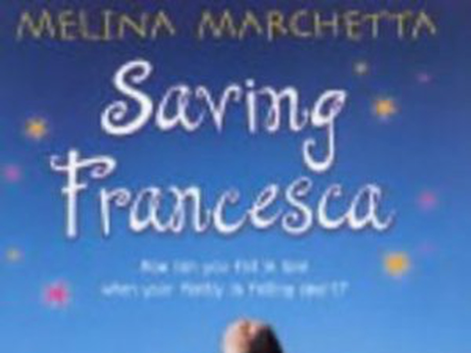 saving francesca by melina marchetta essay View notes - saving fran from english 101 at upenn while some texts simplistically portray gender as a black and white issue with submissive woman and macho men, saving francesca by melina marchetta.
